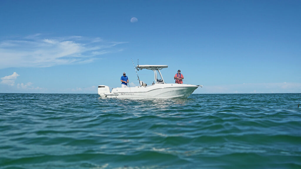 Finseeker 230 Center Console Boat